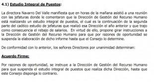 Acta de junta directiva. CLIC PARA AMPLIAR