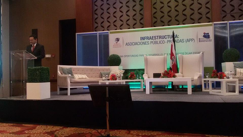 Congreso Nacional de la Construcción finalizó el viernes anterior. Este contó con la participación de instituciones públicas y privadas (CCC).