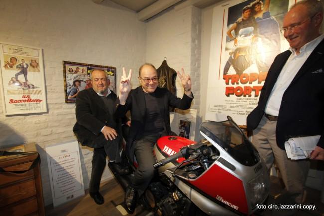 Lucca Comics chiama Montecosaro per la mostra Cinema a Pennello  Cronache Maceratesi