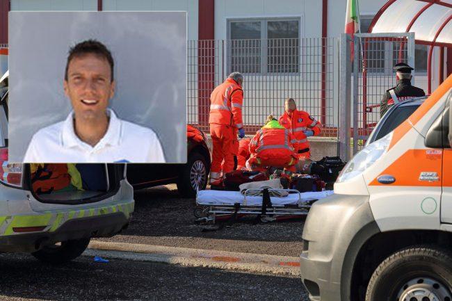 Malore di fronte alla scuola choc per la morte di Francesco Sciarra  Cronache Maceratesi
