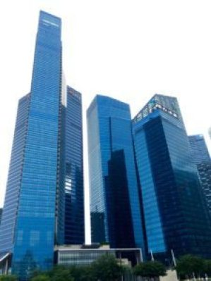 Singapore DBS Skyscrapers Asia