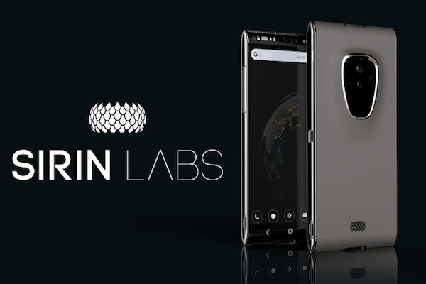 Image result for sirin labs phone