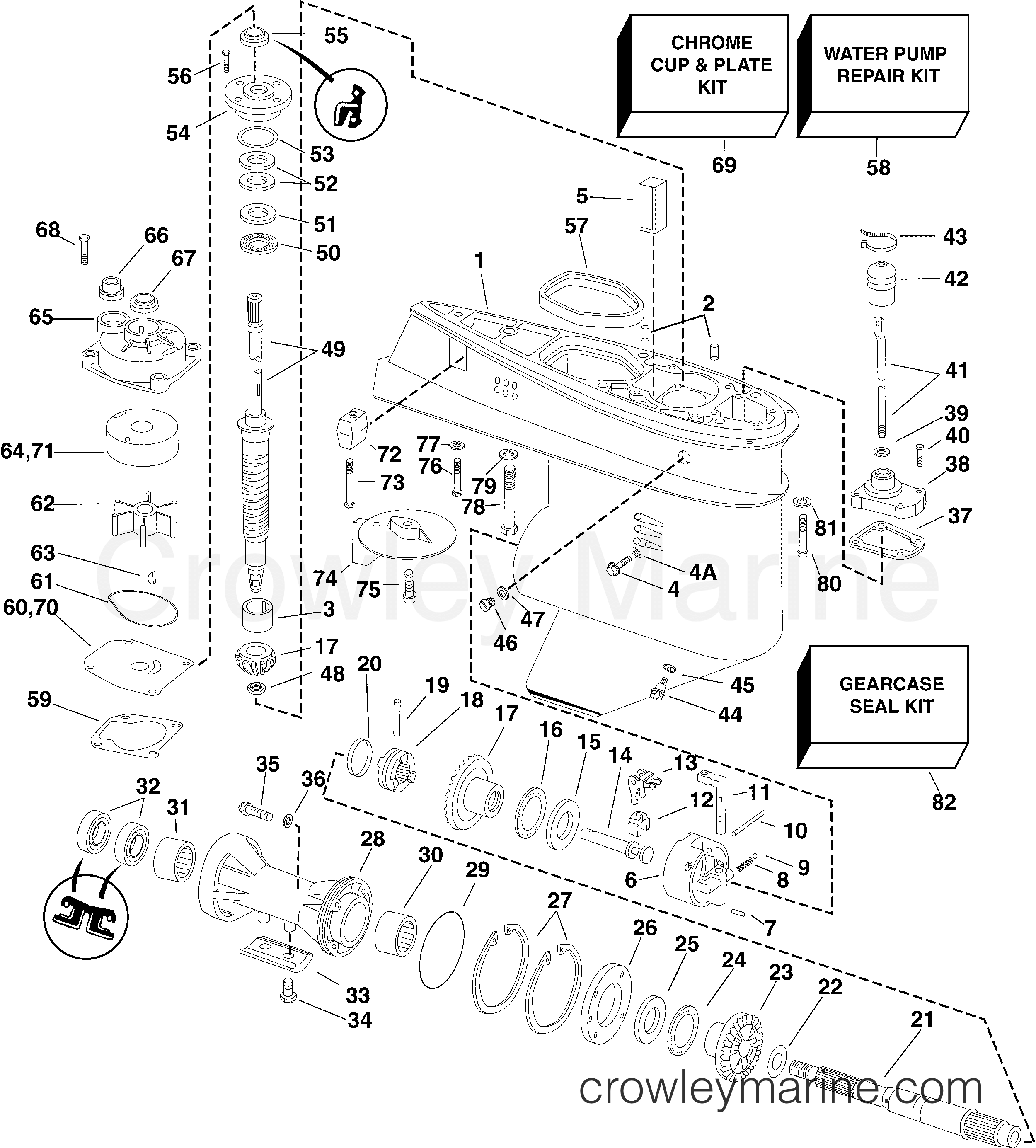 Johnson 40 Wiring Diagram
