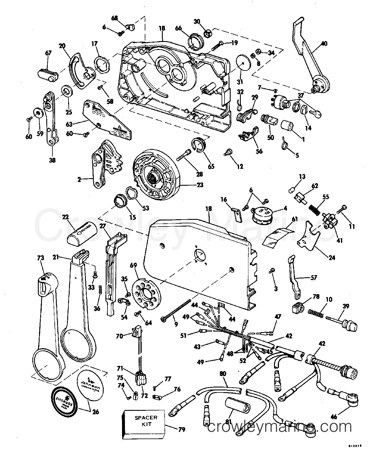 Omc Throttle Wiring Diagram Auto Electrical Marine Control Mercedes Benz 1990