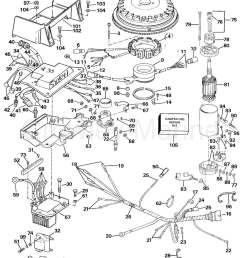 wrg 9914 omc sea drive wiring diagramignition system u0026 starter motor 1989 omc sea [ 1135 x 1435 Pixel ]