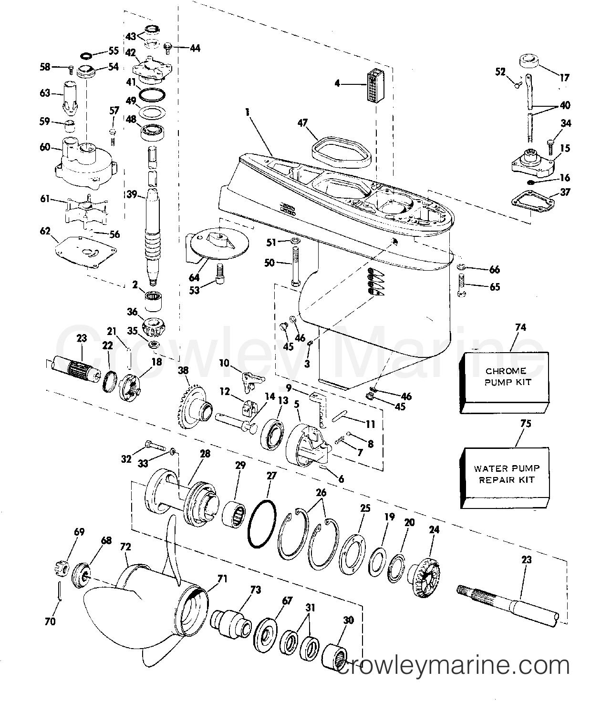 Gearcase 15 Transcom