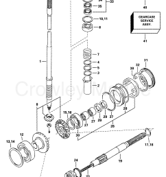 johnson outboard driveshaft propeller shaft diagram and parts driveshaft propeller shaft 1999 evinrude outboards 70 [ 2049 x 2884 Pixel ]