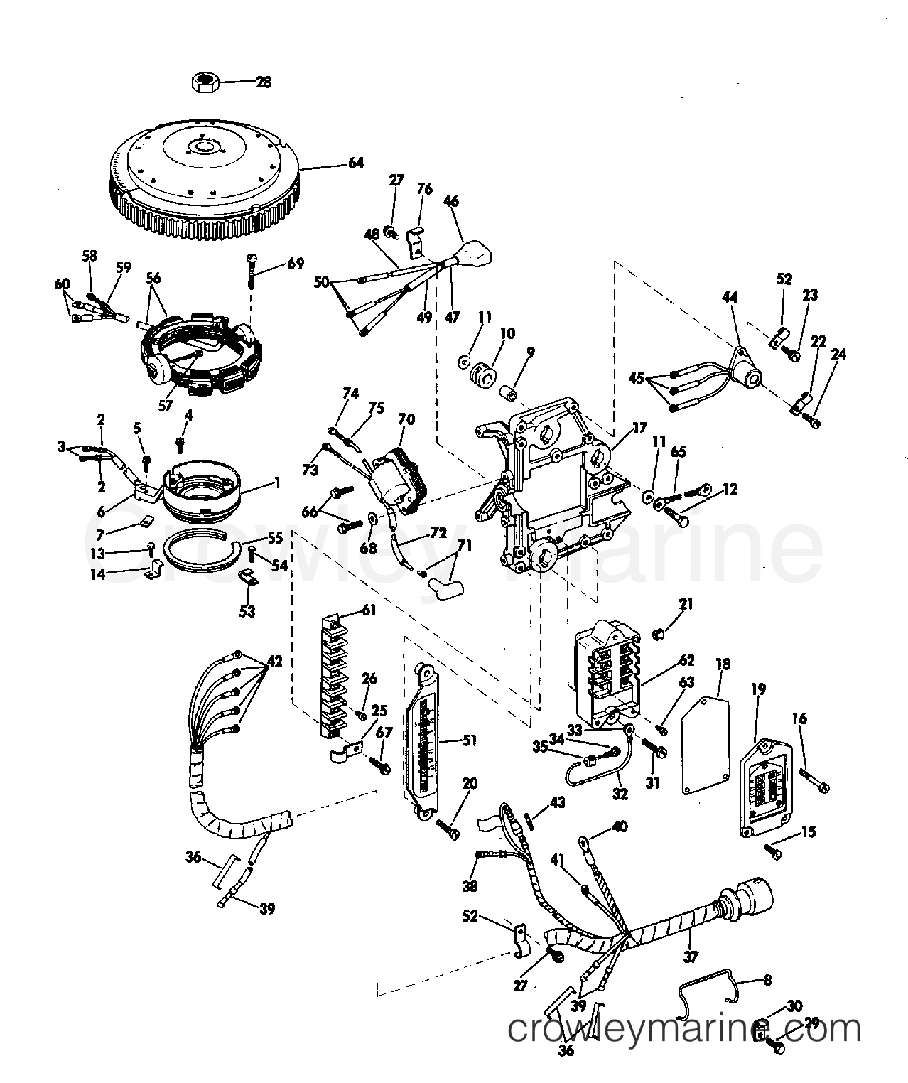 1971 Yamaha Engine Diagram Auto Electrical Wiring Related With