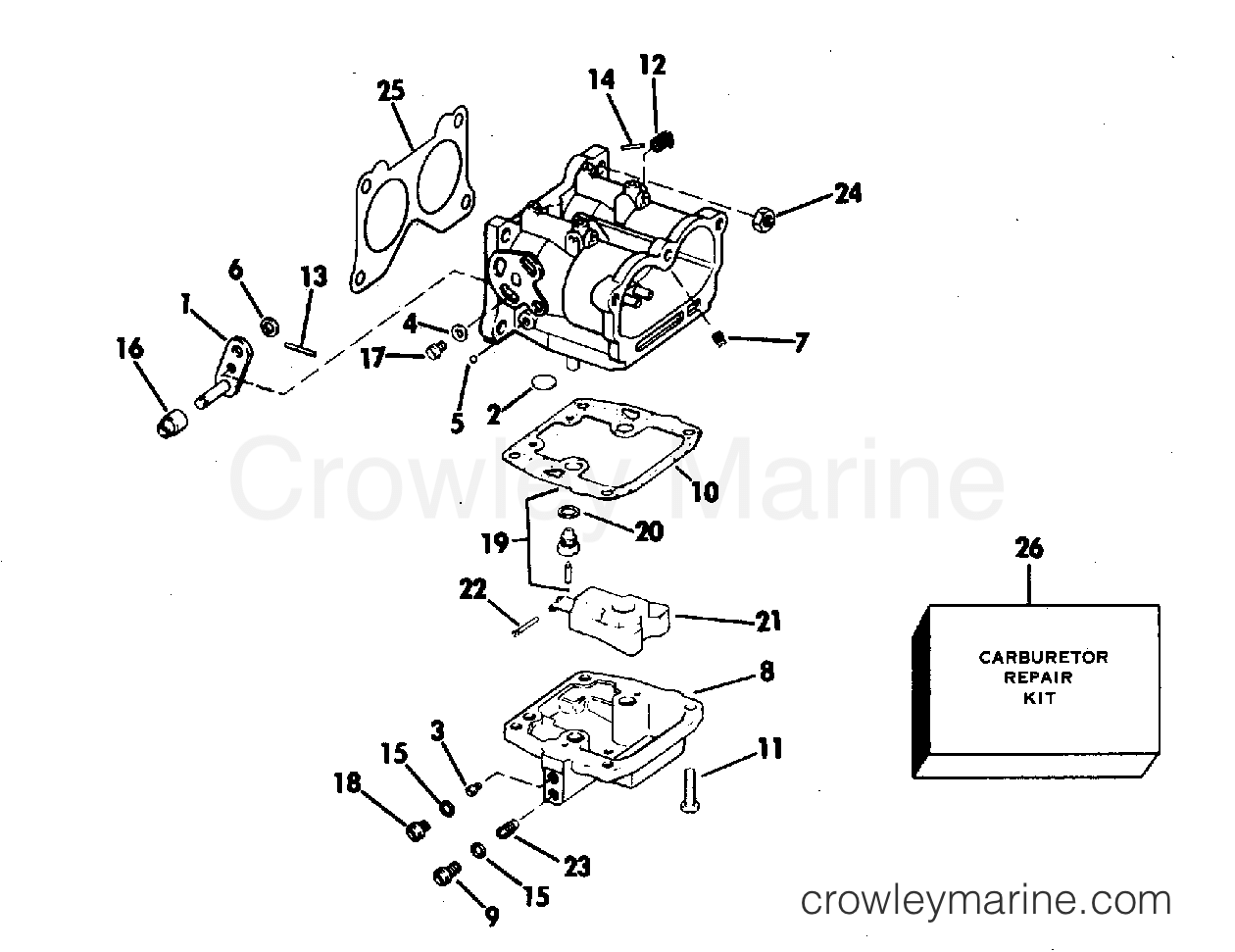 Johnson Outboard Engine Parts | Wiring Diagram Database