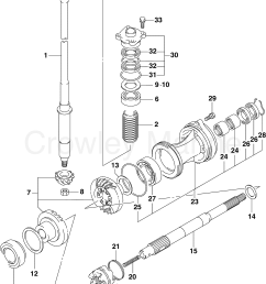 johnson outboard driveshaft propeller shaft diagram and parts driveshaft propeller shaft 2006 johnson outboards 60 [ 1749 x 2416 Pixel ]