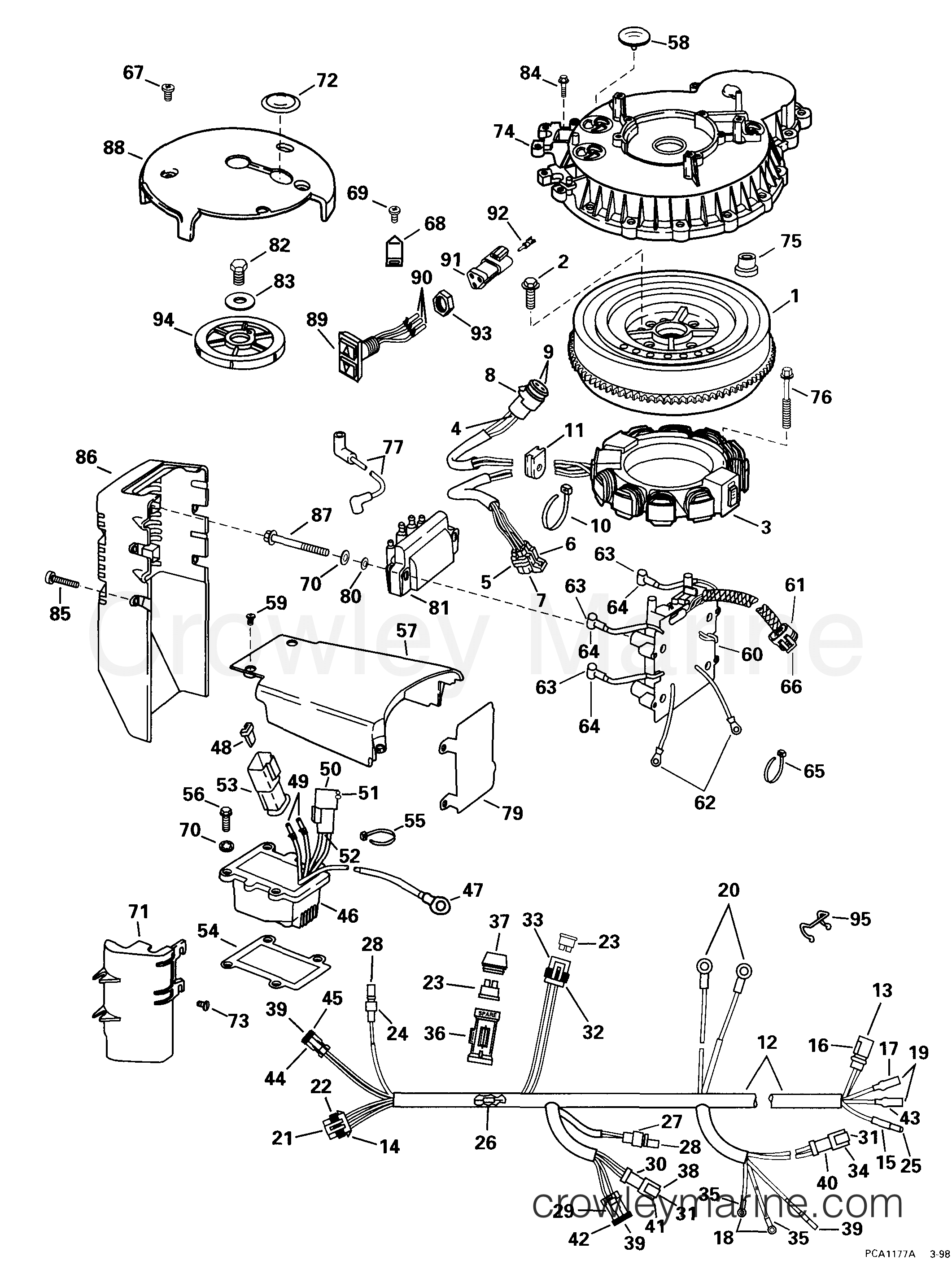 Johnson 115 Outboard Schematic