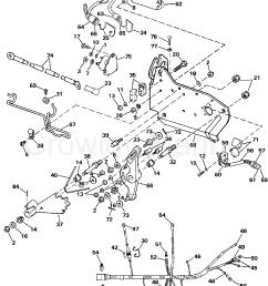 wire harness bracket solenoid 1989 omc stern drive 5 502amlmed omc stern drive wiring diagram [ 1274 x 1683 Pixel ]