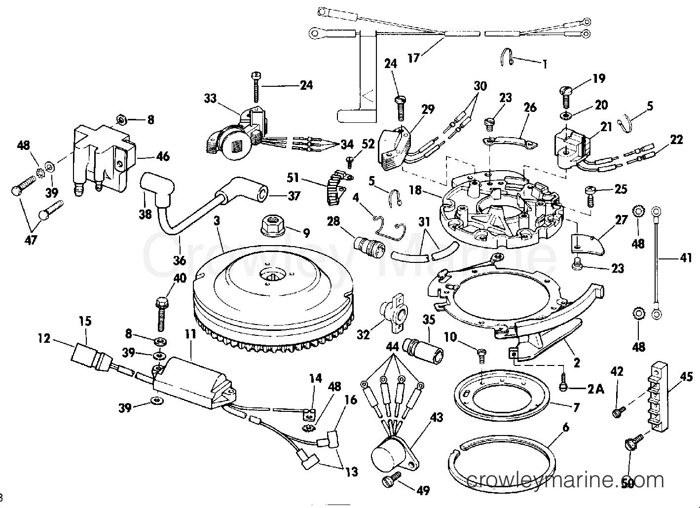 1979 Evinrude Wiring Diagram