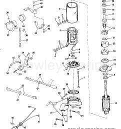 mercury outboard control box parts diagram wiring  [ 1260 x 1502 Pixel ]