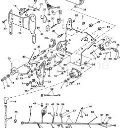 1991 omc stern drive 3 302bmrrgd wire harness bracket solenoid section [ 1280 x 1672 Pixel ]