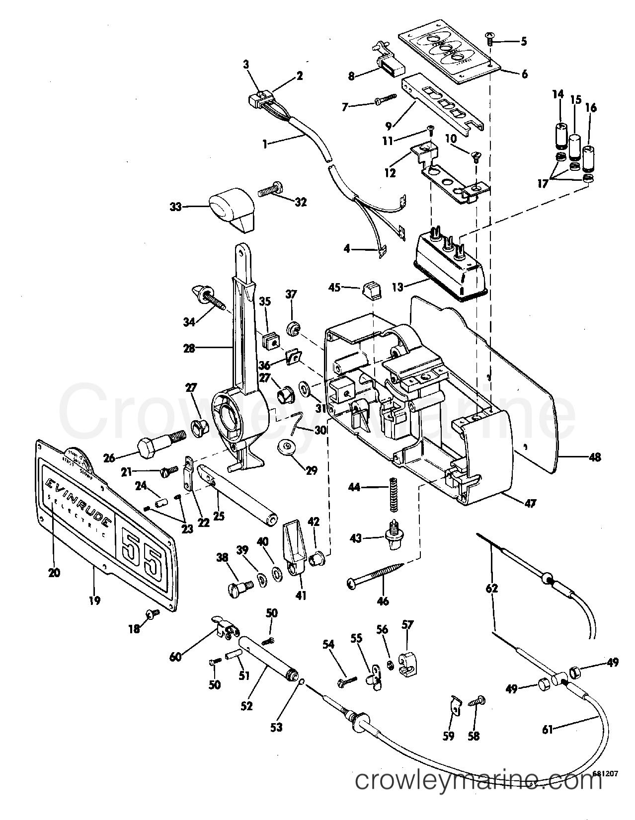 Push Switch Schematic