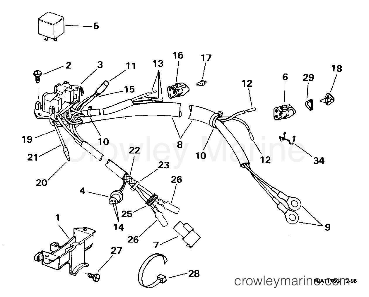 1996 Johnson 115 Outboard Manual