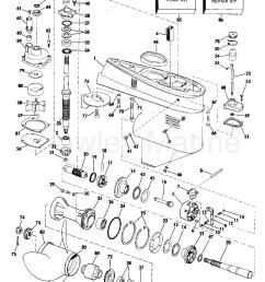 P Johnson Motor Diagram - diagram of 1992 j50tlenm johnson