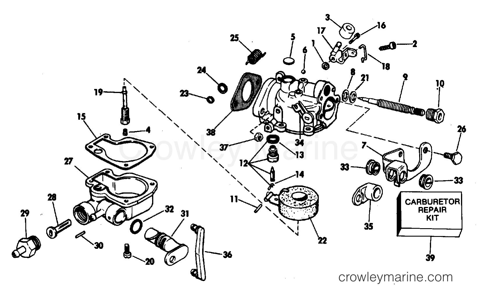 Carburetor 4 5