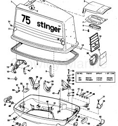diagram of 1978 70el78c johnson outboard motor cover diagram andmotor cover 1978 johnson outboards 70 70el78c [ 1278 x 1556 Pixel ]