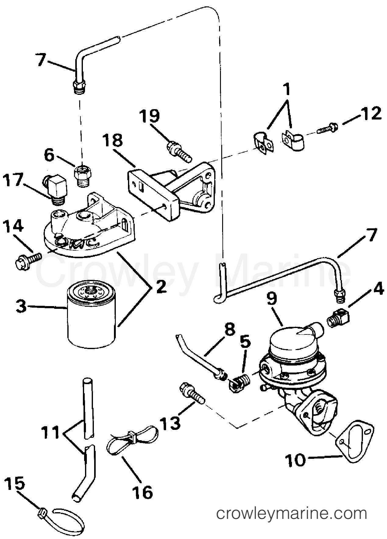 Fuel Pump Amp Filter
