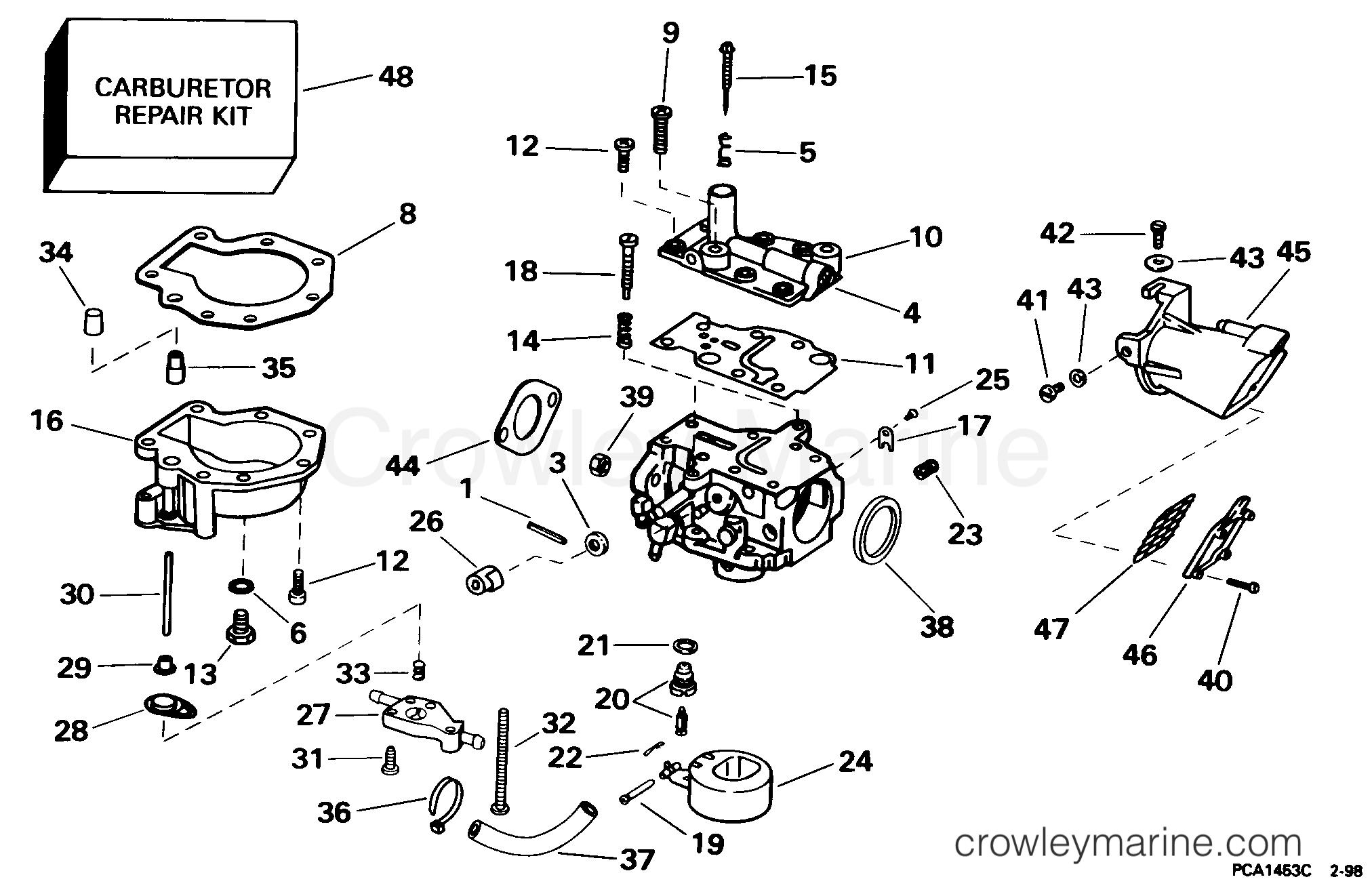 Yamaha 9 9 Hp Outboard Service Repair Manual