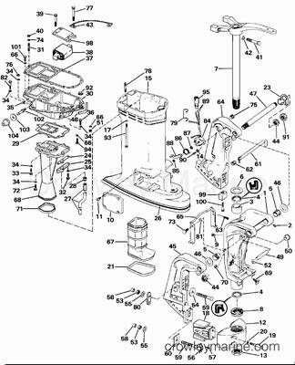 Evinrude 140 Wiring Diagram Mercury Tilt Trim Wiring