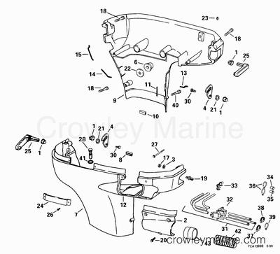 1999 Evinrude Ficht Engine Diagram Evinrude Racing Wiring