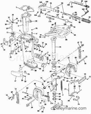 4 Hp Johnson Fuel Pump Johnson Fuel Tank Wiring Diagram