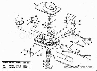 Inboard Outboard Motor Trolling Inboard Engine Wiring