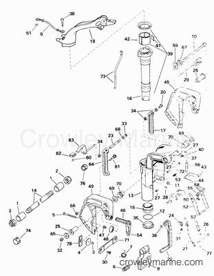 Mercruiser Trim Pump Wiring Mercruiser Trim Pump Filter