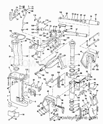 Chrysler Marine Engine Exploded View Buick Marine Engines