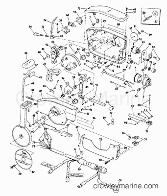 115 Johnson Outboard Fuel Pump Diagram Johnson 50 Fuel