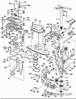 Evinrude Vro Wiring Diagram. Evinrude. Wiring Diagram