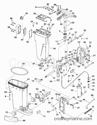 Briggs And Stratton Outboard Motors Gator Tail Outboard