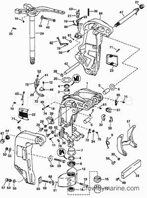 1983 Mercury Outboard Wiring Diagram 1983 Ford Wiring