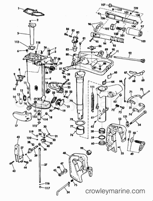 Evinrude Neutral Safety Switch Diagram, Evinrude, Free