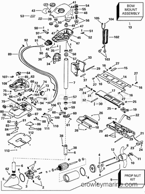 Omc Outboard Control Box Diagram Universal Outboard
