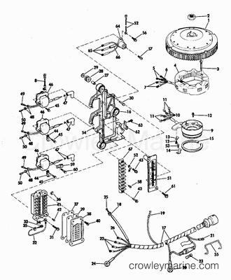 Engine Bearing Diagram