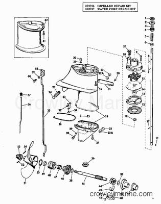 89 Omc Engine Diagram Gray Marine Engine Diagram Wiring