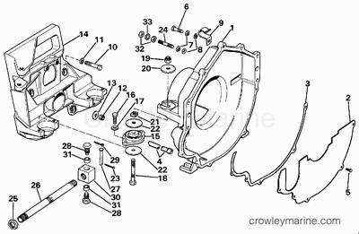 1986 Ford Pleasure Craft 351 Wiring Diagram