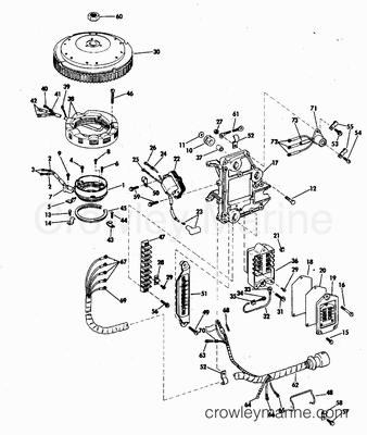Evinrude Solenoid Wiring Diagram Evinrude Outboard Starter