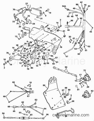 Omc Stern Drive Wiring Diagram Nissan Wiring Diagram