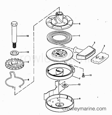 60 Hp Mercury Outboard Diagram Mercury Cougar Water Pump