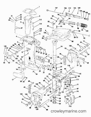 Evinrude Power Pilot Control Box Diagram Evinrude Wiring