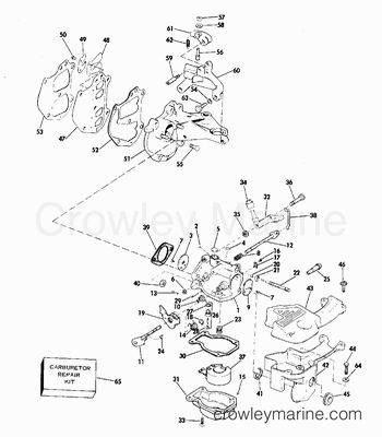 1978 Mercury Outboard Wiring Diagram 115 Mercury Outboard