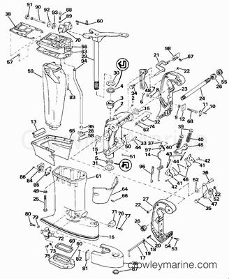 Omc Trim Diagram Volvo Diagrams Wiring Diagram ~ Odicis