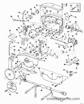 Johnson 115 Hp Engine Cover Johnson 9.9 HP Wiring Diagram