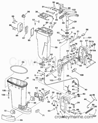 Yamaha 9 Outboard Throttle Linkage Diagram Club Car