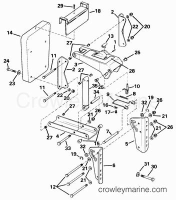 Tohatsu Outboard Wiring Harness. Tohatsu. Wiring Diagram
